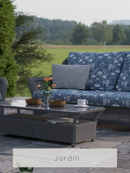 Muebles de jardín para disfrutar de tu casa con estilo