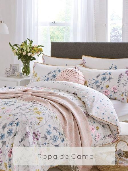 Ropa de cama para decorar tu casa con estilo